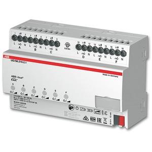 LED-Universaldimmaktor 6 x 210 W/VA  8TE KNX