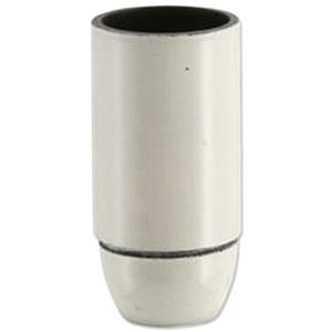 Fassung Kunststoff E14 weiß