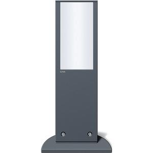 Energiesäule 491mm Lichtelement anthrazit