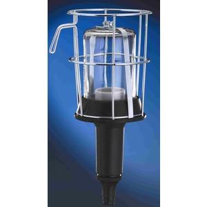 Gummi-Handlampe 230 V 60 W E27