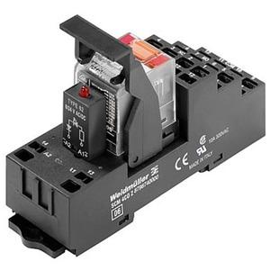 Schaltrelais RCMKITZ 24VDC 4COLED