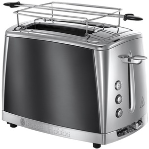 2-Schlitz Toaster Luna Moonlight Grey 23221-56