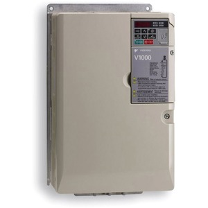 Frequenzumrichter V1000 7.5kW 18A 400V AC 3-phasig sensorl. vektorg.