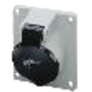 CEE-Anbaudose 16A 7-polig 9h 230V IP44