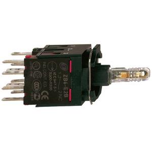 Schaltblock für Leuchtdrucktaster 1Ö ZB6-ZB42B