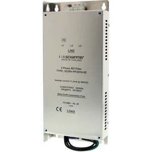 EMV-Unterbaufilter E7/F7/L7/G7 35 A 415 VAC 3-phasig 11 kW-Geräte