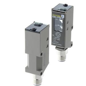 Optischer Sensor Einweglichtschranke 30m DC 3-adrig NPN/PNP vertikal