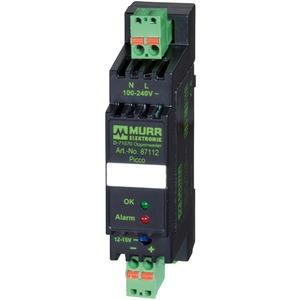Schaltnetzteil Picco 1PH IN 110-230VAC OUT 24-28VDC 0,42A Federzug