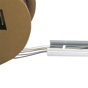 Lichtband-Durchgangsverdrahtung mit Kabelhalter