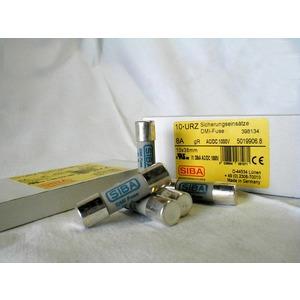Sicherungseinsätze 10x38mm 1000V gR 8A