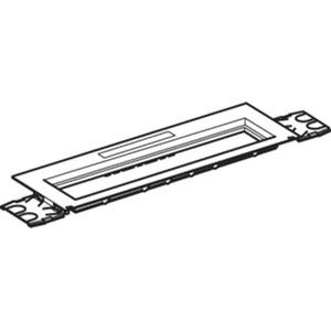 Montageplatte M45 4-fach