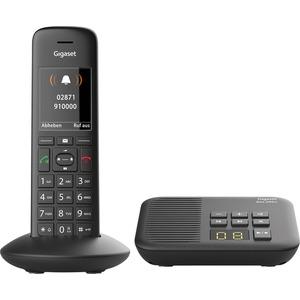 Schnurlostelefon mit Farbdisplay und Anrufbeantworter Gigaset C570A