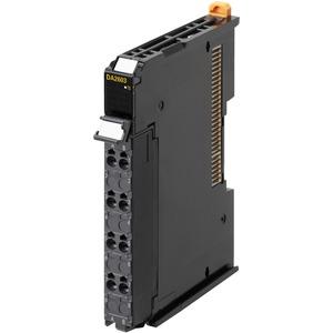 NX-E/A-Modul 2 Analogausgänge Auflösung 1/8000 250µs je Ausgang