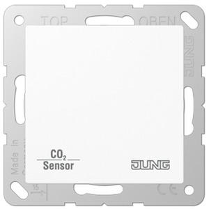KNX CO2-Sensor Luftfeuchtesensor Raumtemperaturregler