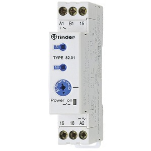 Zeitrelais Multifunktion 1 W 5 A 24 - 48 V DC / 24 - 240 V AC Serie 82