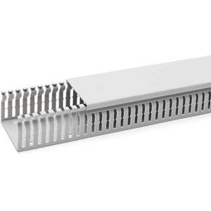 Verdrahtungskanal halogenfrei HF SET 75/50 RAL7035