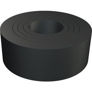 Einschnittring PG9 NBR-SBR schwarz
