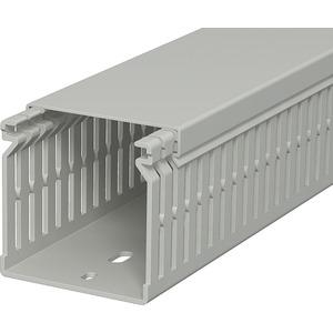 Verdrahtungskanal 60x60x2000 PVC steingrau 7030