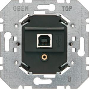 USB Datenschnittstelle Up instabus KNX/E IB schwarz