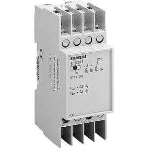 Spannungsrelais T5570 AC230/400V 2W 0,7/0,9 mit Klarsichtkappe