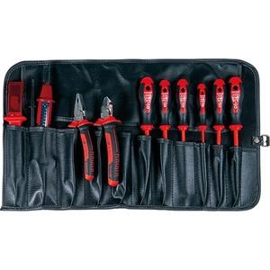 VDE-Werkzeugsatz in Rolltasche
