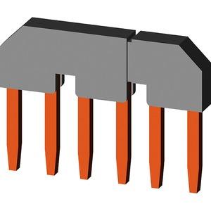 Parallelschaltverbindung ohne Anschl.kl. 3pol. für 3RT101.