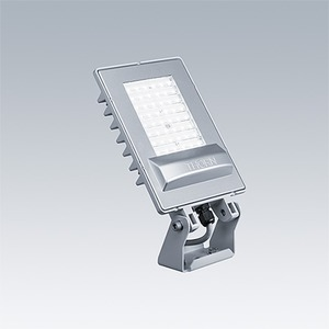 LED-Allzweckflutlicht LEDFIT S 45W A/S CL1 840 4500lm grau