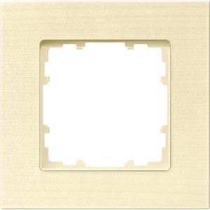 1-fach Holz Rahmen DELTA miro Holzart ahorn 90x90mm