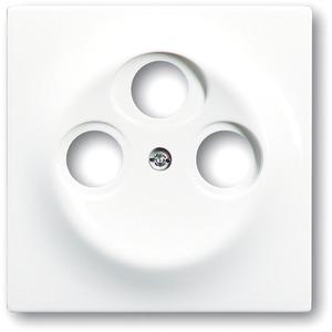 Abdeckung impuls für Antennensteckdosen mit 3 Anschlüsse