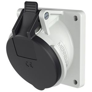 Anbaudose TwinCONTACT 16A 4p 7h 500V IP44