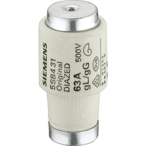 DIAZED-Sicherungseinsatz 500V gL/gG Gr.DIII E33 50A