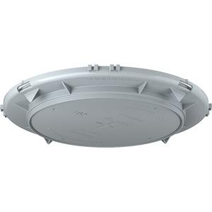 HaloX 180 Frontteil Einbaudurchmesser 160 mm für Ortbeton