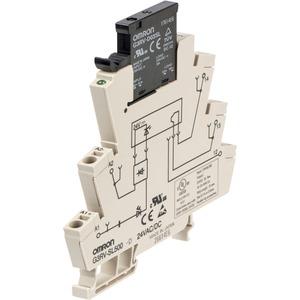 Industrierelais SSR 6mm 24 VAC/DC