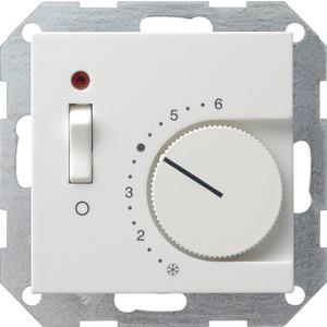 RTR 230 V mit Öffner+Schalter für System 55 reinweiß