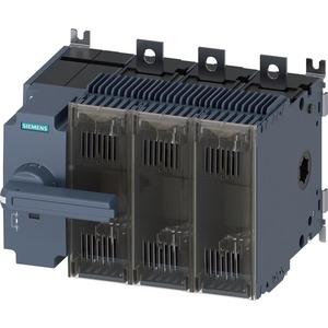 Lasttrennschalter mit Sicherung 250A BG 3 - 3p für NH-Sich. Gr. 0 / 1