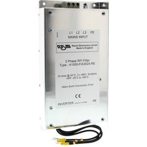 RFI-Unterbaufilter A-/L1000 44 A 400 VAC 3-phasig für 11 und 15 kW