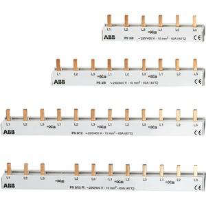 PS3/6 Phasenschiene 3Ph.,6Pins,10qmm