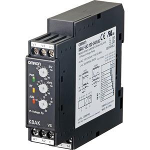 Überwachungsrelais1-Phase Über- oder Unterspannung bis 150 VAC/DC