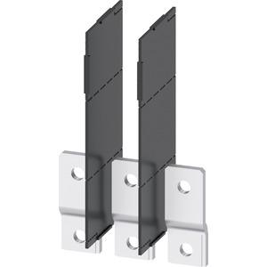 Anschlussverlängerung frontseitig 3 Stück - Zubehör für 3VA1 250